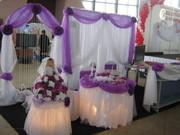 Свадебное оформление Мулен Руж
